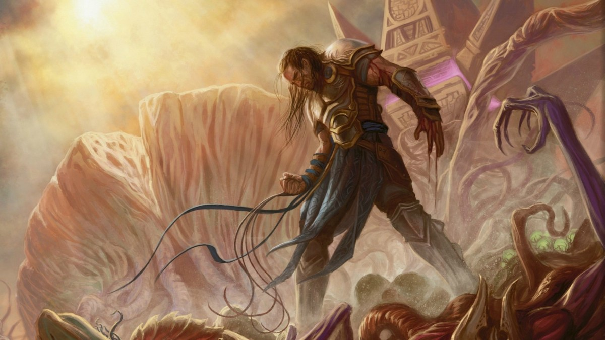Magic: The Gathering está probando códigos digitales en paquetes físicos de cartas